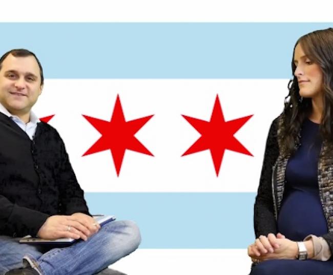 S1:E5 JESSICA MALKIN, EXECUTIVE DIRECTOR OF CHICAGO IDEAS WEEK